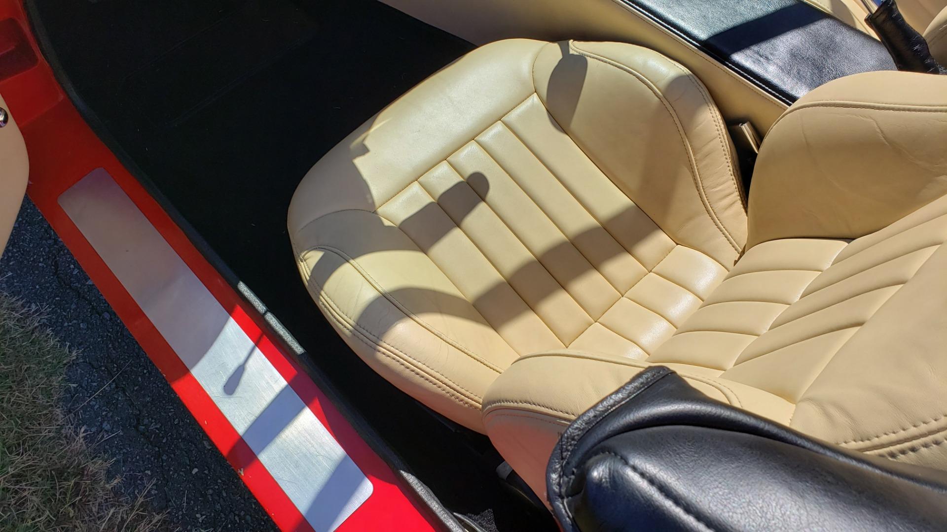 Used 1961 Ferrari 250GT SWB CALIFORNIA REPLICA / 302CI V8 / TREMEC 5-SPEED for sale Sold at Formula Imports in Charlotte NC 28227 38