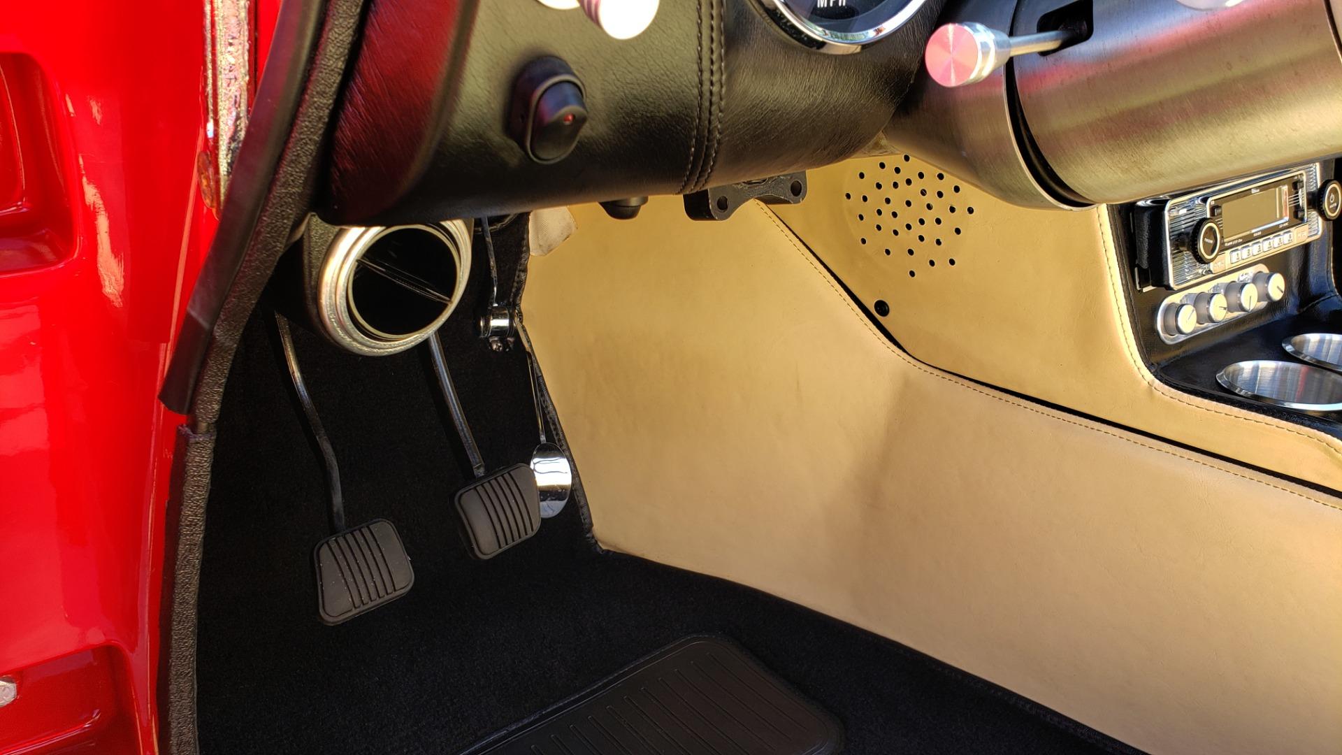 Used 1961 Ferrari 250GT SWB CALIFORNIA REPLICA / 302CI V8 / TREMEC 5-SPEED for sale Sold at Formula Imports in Charlotte NC 28227 40