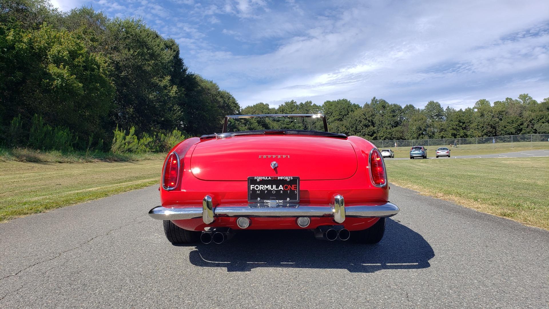 Used 1961 Ferrari 250GT SWB CALIFORNIA REPLICA / 302CI V8 / TREMEC 5-SPEED for sale Sold at Formula Imports in Charlotte NC 28227 50