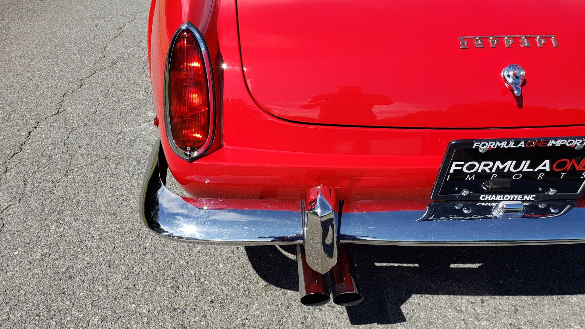 Used 1961 Ferrari 250GT SWB CALIFORNIA REPLICA / 302CI V8 / TREMEC 5-SPEED for sale Sold at Formula Imports in Charlotte NC 28227 51