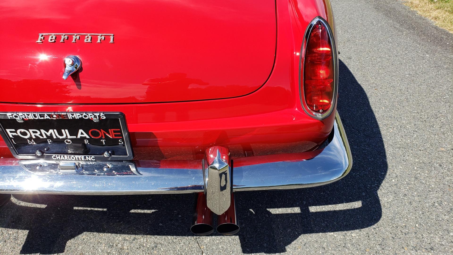 Used 1961 Ferrari 250GT SWB CALIFORNIA REPLICA / 302CI V8 / TREMEC 5-SPEED for sale Sold at Formula Imports in Charlotte NC 28227 52