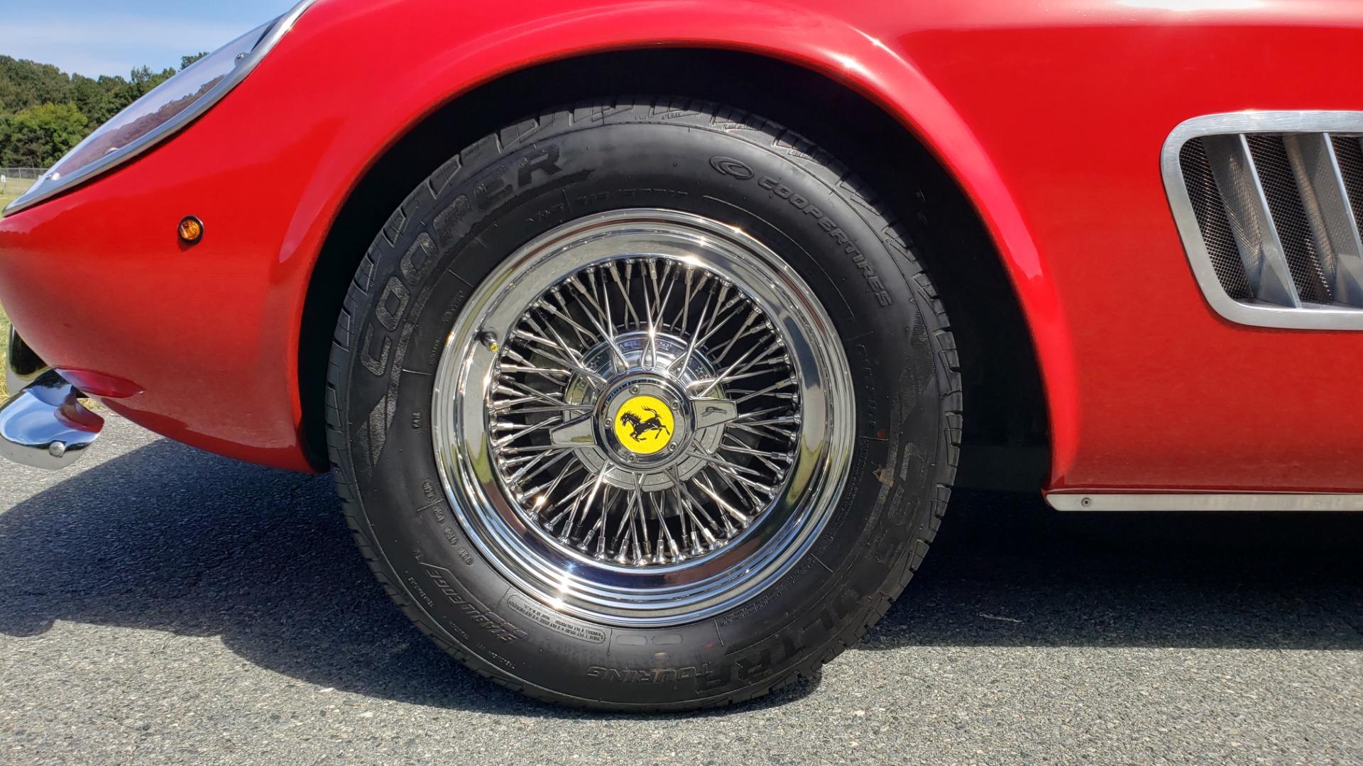 Used 1961 Ferrari 250GT SWB CALIFORNIA REPLICA / 302CI V8 / TREMEC 5-SPEED for sale Sold at Formula Imports in Charlotte NC 28227 56