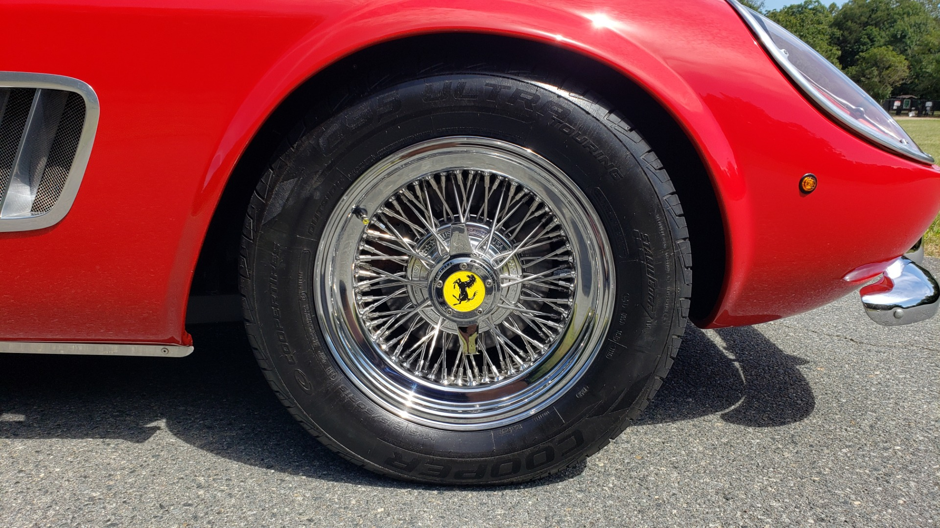 Used 1961 Ferrari 250GT SWB CALIFORNIA REPLICA / 302CI V8 / TREMEC 5-SPEED for sale Sold at Formula Imports in Charlotte NC 28227 59