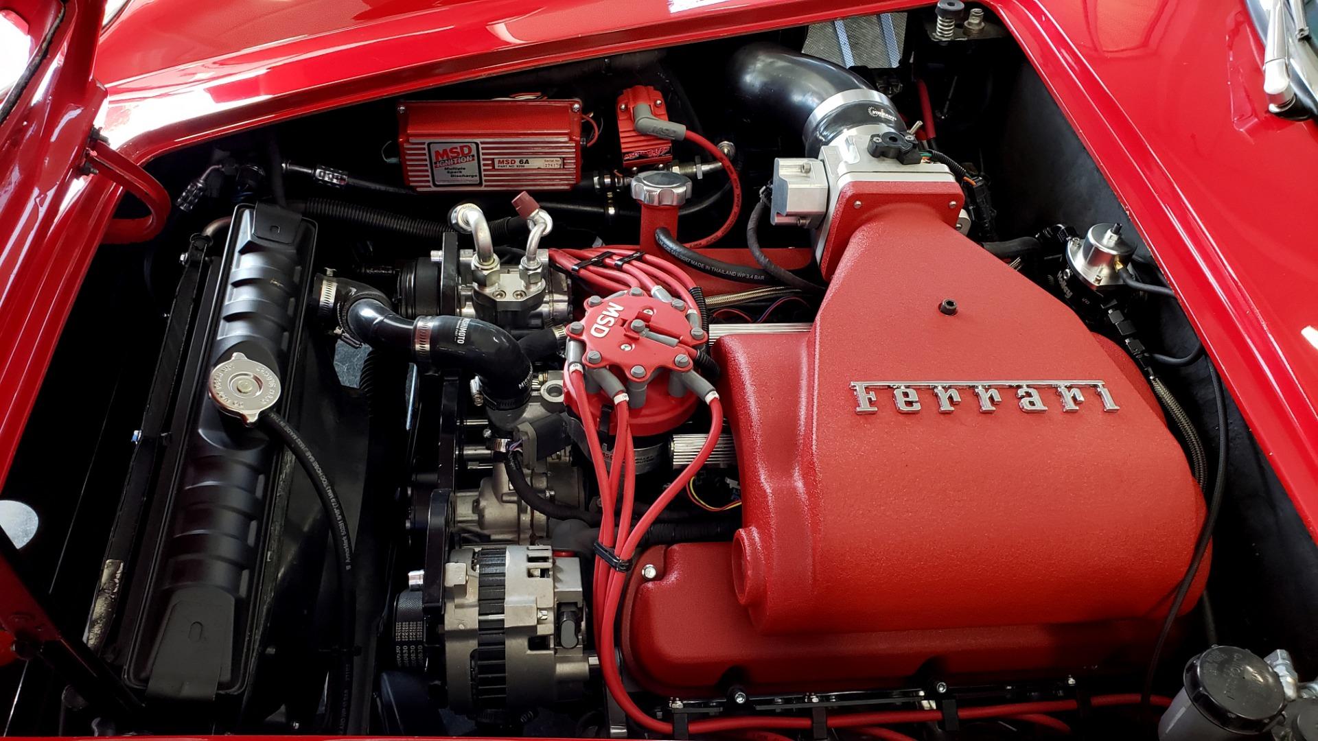 Used 1961 Ferrari 250GT SWB CALIFORNIA REPLICA / 302CI V8 / TREMEC 5-SPEED for sale Sold at Formula Imports in Charlotte NC 28227 64