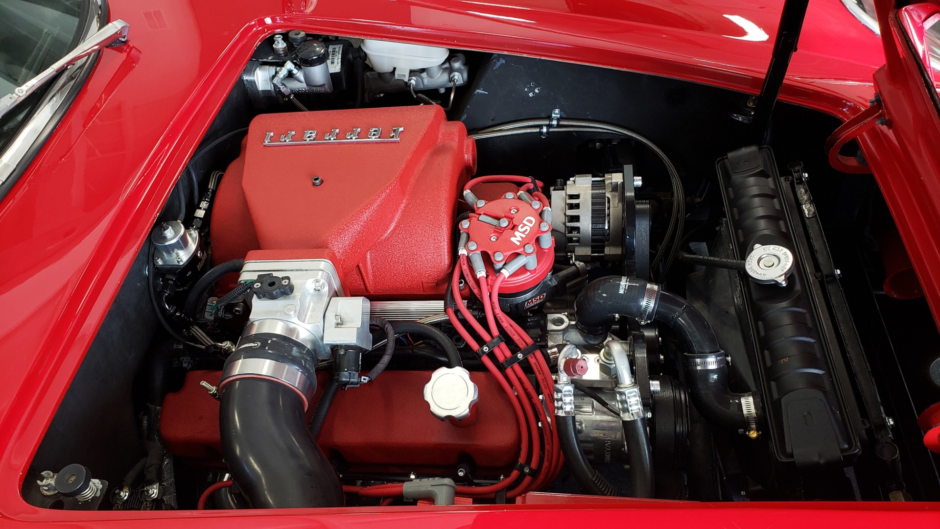 Used 1961 Ferrari 250GT SWB CALIFORNIA REPLICA / 302CI V8 / TREMEC 5-SPEED for sale Sold at Formula Imports in Charlotte NC 28227 65