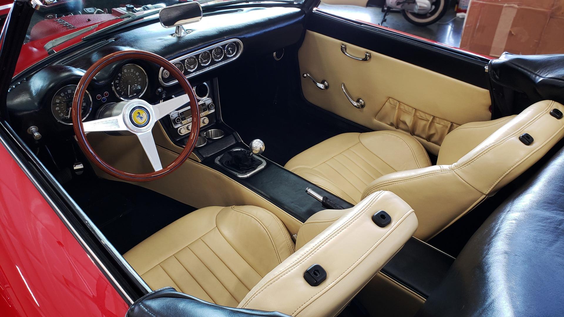 Used 1961 Ferrari 250GT SWB CALIFORNIA REPLICA / 302CI V8 / TREMEC 5-SPEED for sale Sold at Formula Imports in Charlotte NC 28227 73