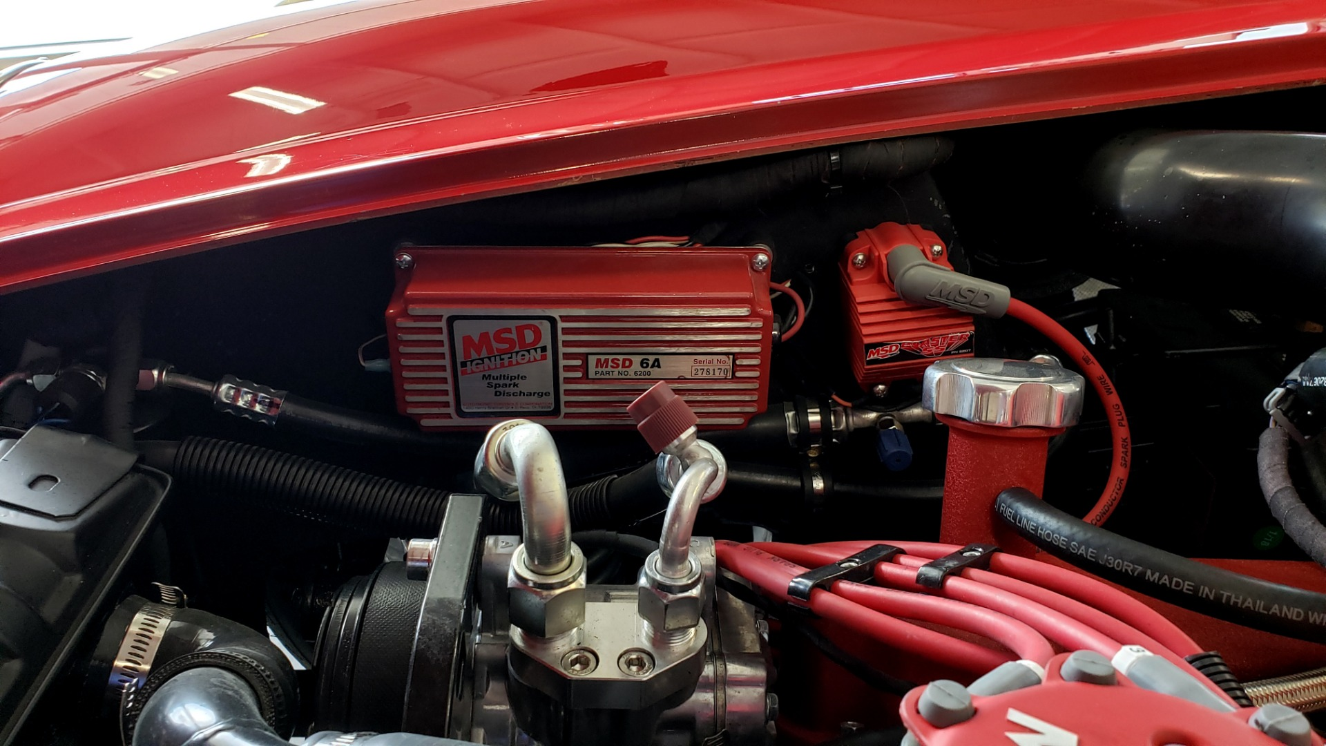 Used 1961 Ferrari 250GT SWB CALIFORNIA REPLICA / 302CI V8 / TREMEC 5-SPEED for sale Sold at Formula Imports in Charlotte NC 28227 74