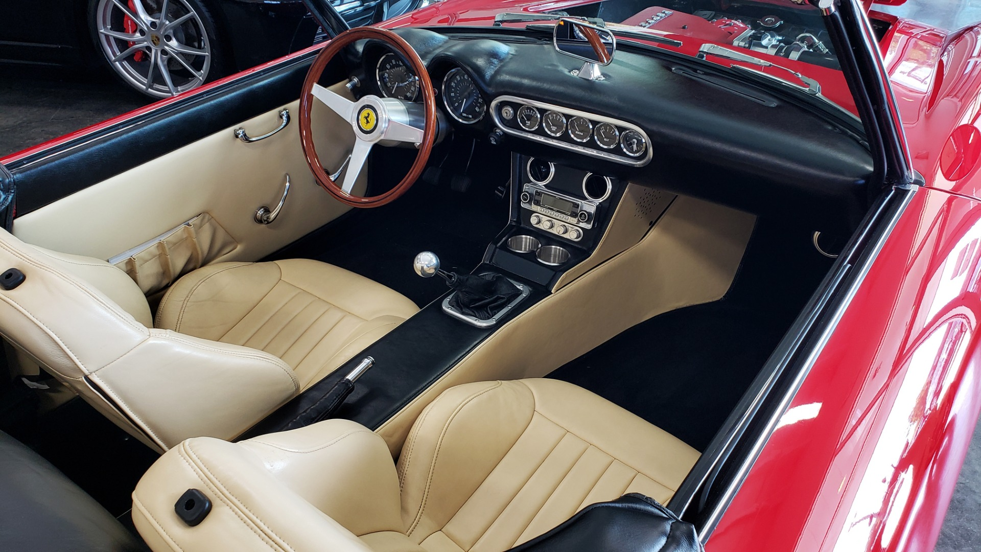 Used 1961 Ferrari 250GT SWB CALIFORNIA REPLICA / 302CI V8 / TREMEC 5-SPEED for sale Sold at Formula Imports in Charlotte NC 28227 75