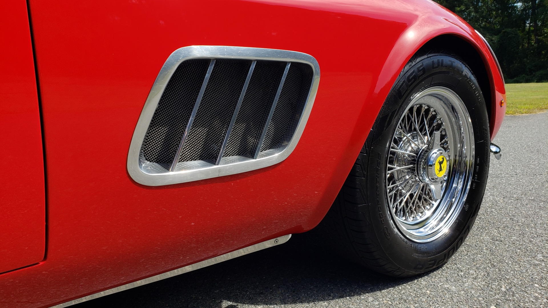Used 1961 Ferrari 250GT SWB CALIFORNIA REPLICA / 302CI V8 / TREMEC 5-SPEED for sale Sold at Formula Imports in Charlotte NC 28227 8