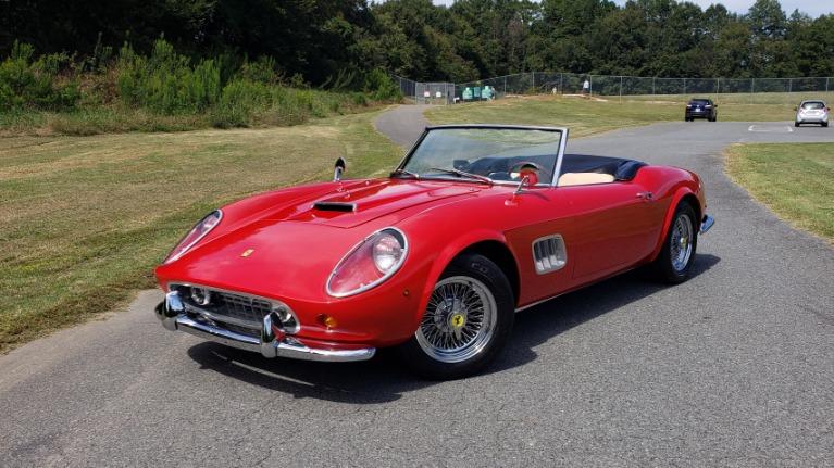 Used 1961 Ferrari 250GT SWB CALIFORNIA REPLICA / 302CI V8 / TREMEC 5-SPEED for sale $168,000 at Formula Imports in Charlotte NC