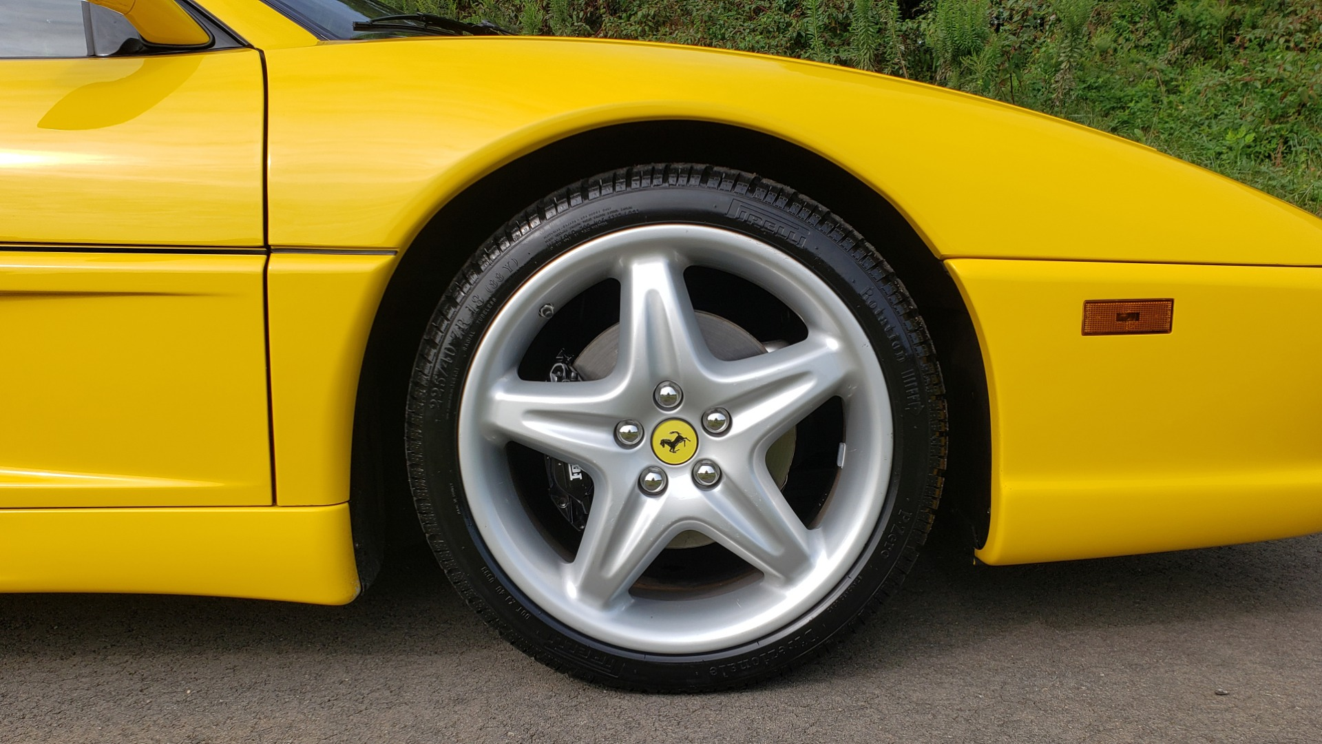 Used 1996 Ferrari F355 SPIDER / GATED 6-SPEED MANUAL / LOW MILES / NEW TIRES for sale $95,999 at Formula Imports in Charlotte NC 28227 75
