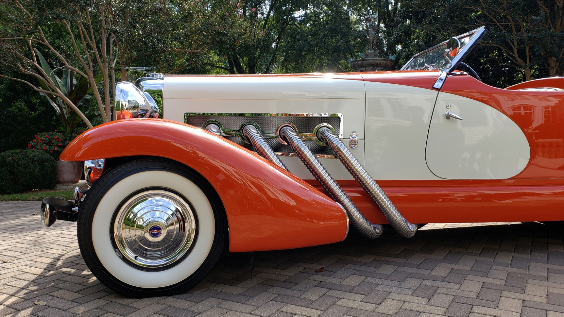 Used 1979 Duesenberg 1933 SJ BOATTAIL SPEEDSTER REPLICA / FORD V8 / AUTO TRANS / SUPER CLEAN for sale $379,000 at Formula Imports in Charlotte NC 28227 11