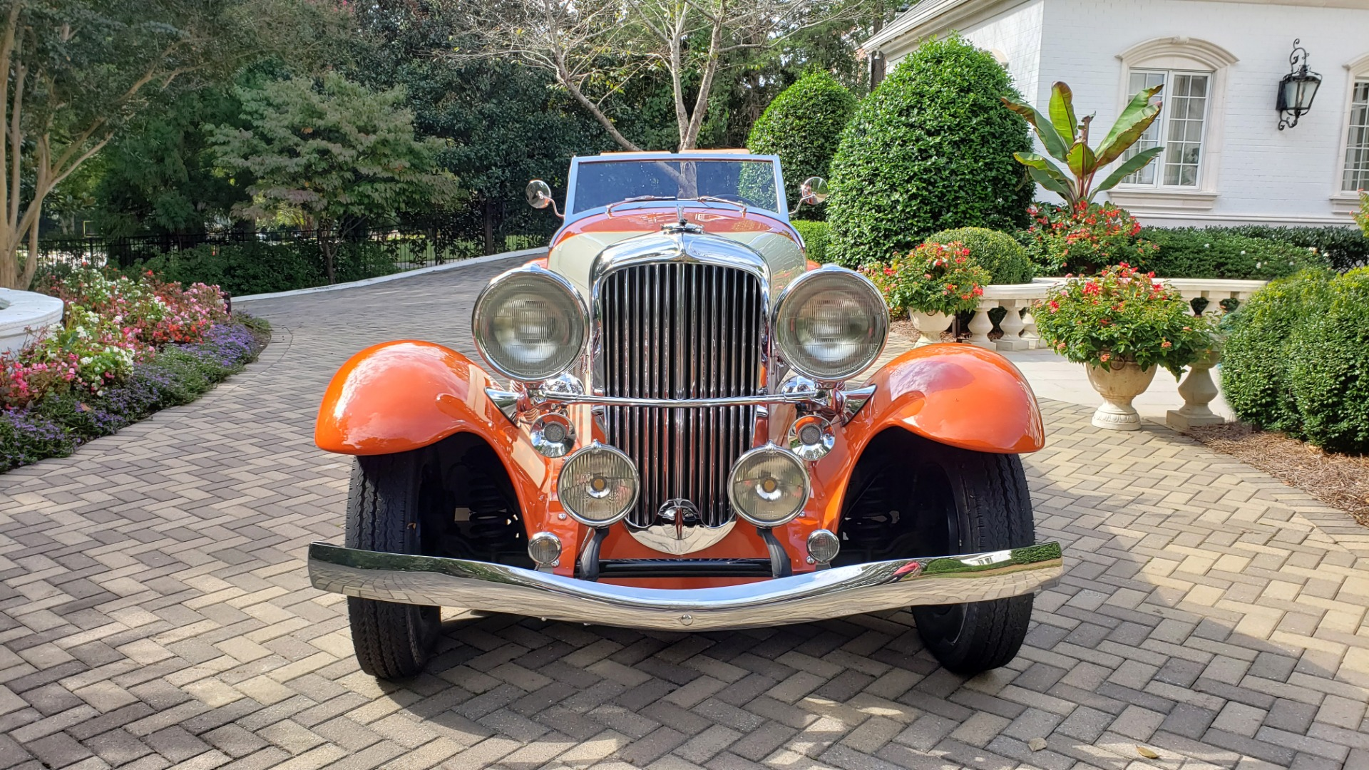 Used 1979 Duesenberg 1933 SJ BOATTAIL SPEEDSTER REPLICA / FORD V8 / AUTO TRANS / SUPER CLEAN for sale $379,000 at Formula Imports in Charlotte NC 28227 2