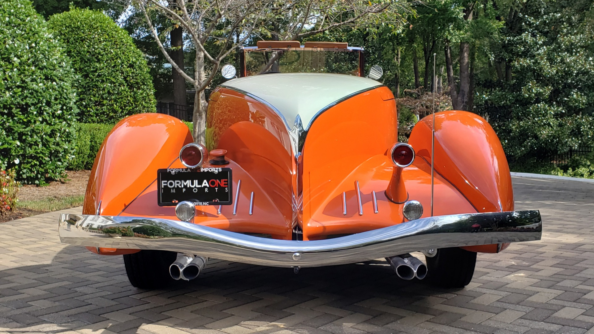 Used 1979 Duesenberg 1933 SJ BOATTAIL SPEEDSTER REPLICA / FORD V8 / AUTO TRANS / SUPER CLEAN for sale $309,000 at Formula Imports in Charlotte NC 28227 6