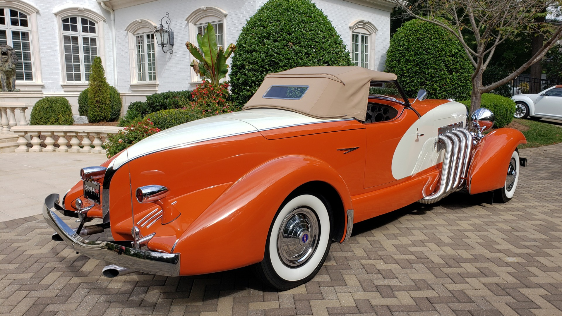 Used 1979 Duesenberg 1933 SJ BOATTAIL SPEEDSTER REPLICA / FORD V8 / AUTO TRANS / SUPER CLEAN for sale $379,000 at Formula Imports in Charlotte NC 28227 7