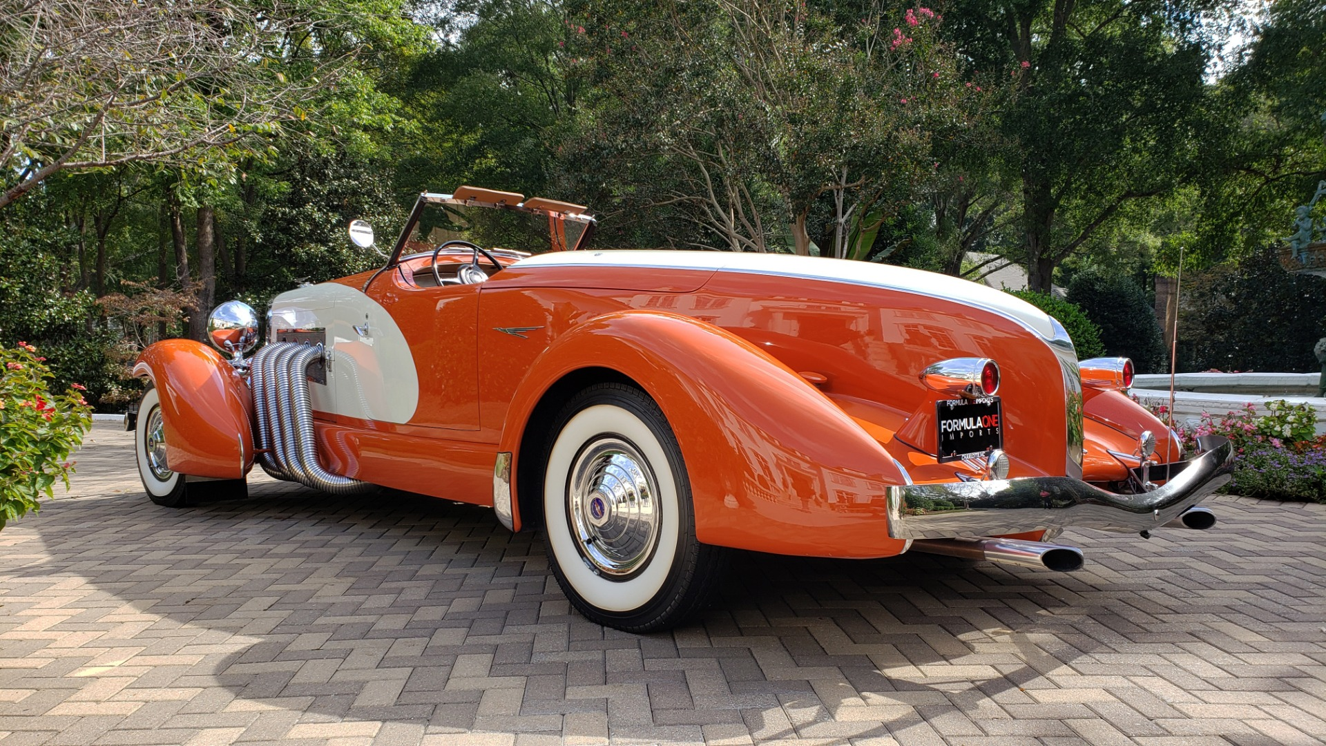 Used 1979 Duesenberg 1933 SJ BOATTAIL SPEEDSTER REPLICA / FORD V8 / AUTO TRANS / SUPER CLEAN for sale $309,000 at Formula Imports in Charlotte NC 28227 8