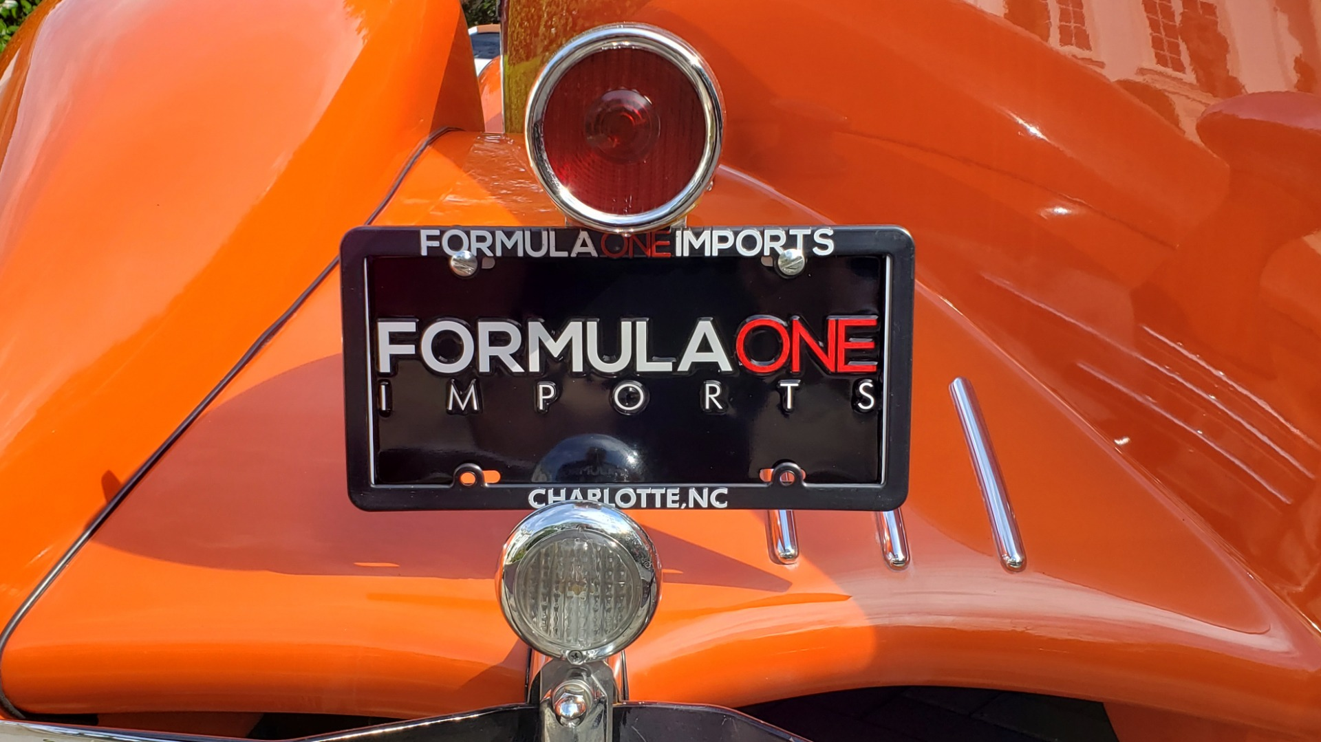 Used 1979 Duesenberg 1933 SJ BOATTAIL SPEEDSTER REPLICA / FORD V8 / AUTO TRANS / SUPER CLEAN for sale $379,000 at Formula Imports in Charlotte NC 28227 9