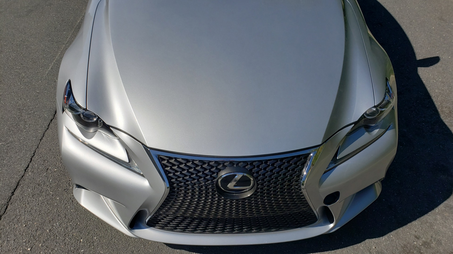 Used 2015 Lexus IS 350 F-SPORT / AWD / NAV / SUNROOF / BSM / REARVIEW for sale Sold at Formula Imports in Charlotte NC 28227 14