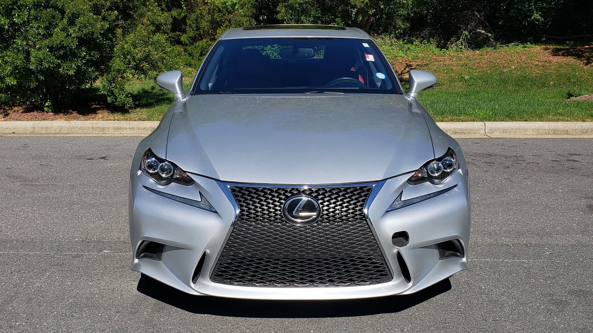 Used 2015 Lexus IS 350 F-SPORT / AWD / NAV / SUNROOF / BSM / REARVIEW for sale Sold at Formula Imports in Charlotte NC 28227 22