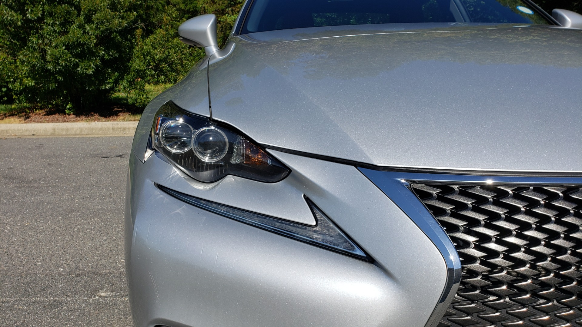 Used 2015 Lexus IS 350 F-SPORT / AWD / NAV / SUNROOF / BSM / REARVIEW for sale Sold at Formula Imports in Charlotte NC 28227 23
