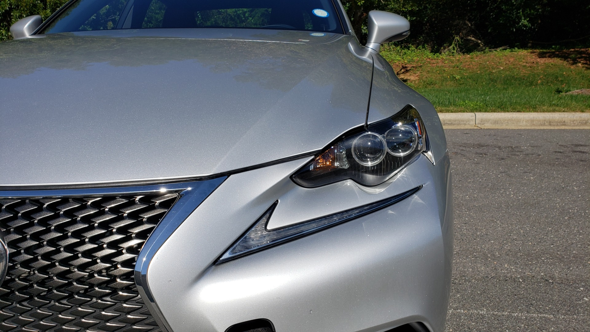 Used 2015 Lexus IS 350 F-SPORT / AWD / NAV / SUNROOF / BSM / REARVIEW for sale Sold at Formula Imports in Charlotte NC 28227 24