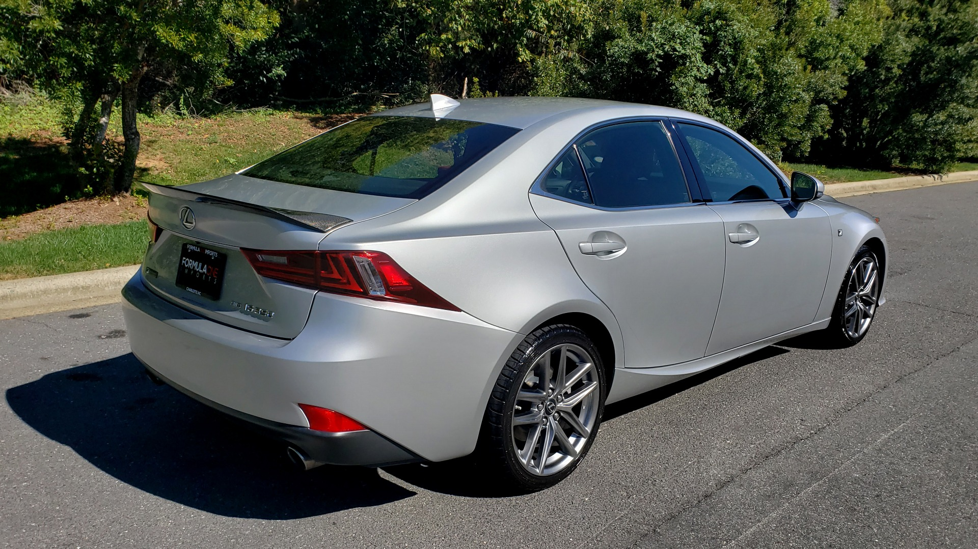 Used 2015 Lexus IS 350 F-SPORT / AWD / NAV / SUNROOF / BSM / REARVIEW for sale Sold at Formula Imports in Charlotte NC 28227 6