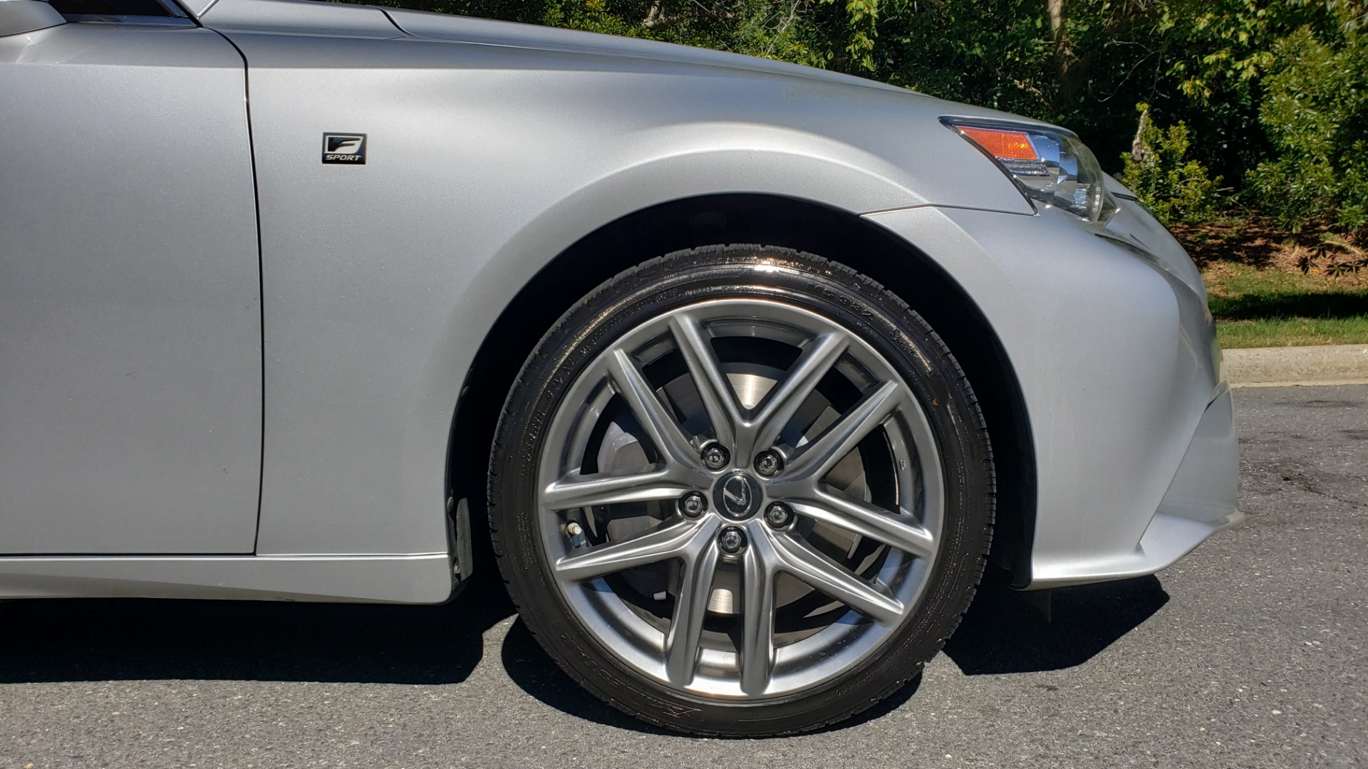 Used 2015 Lexus IS 350 F-SPORT / AWD / NAV / SUNROOF / BSM / REARVIEW for sale Sold at Formula Imports in Charlotte NC 28227 83