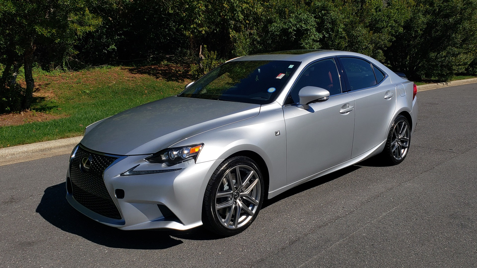 Used 2015 Lexus IS 350 F-SPORT / AWD / NAV / SUNROOF / BSM / REARVIEW for sale Sold at Formula Imports in Charlotte NC 28227 1