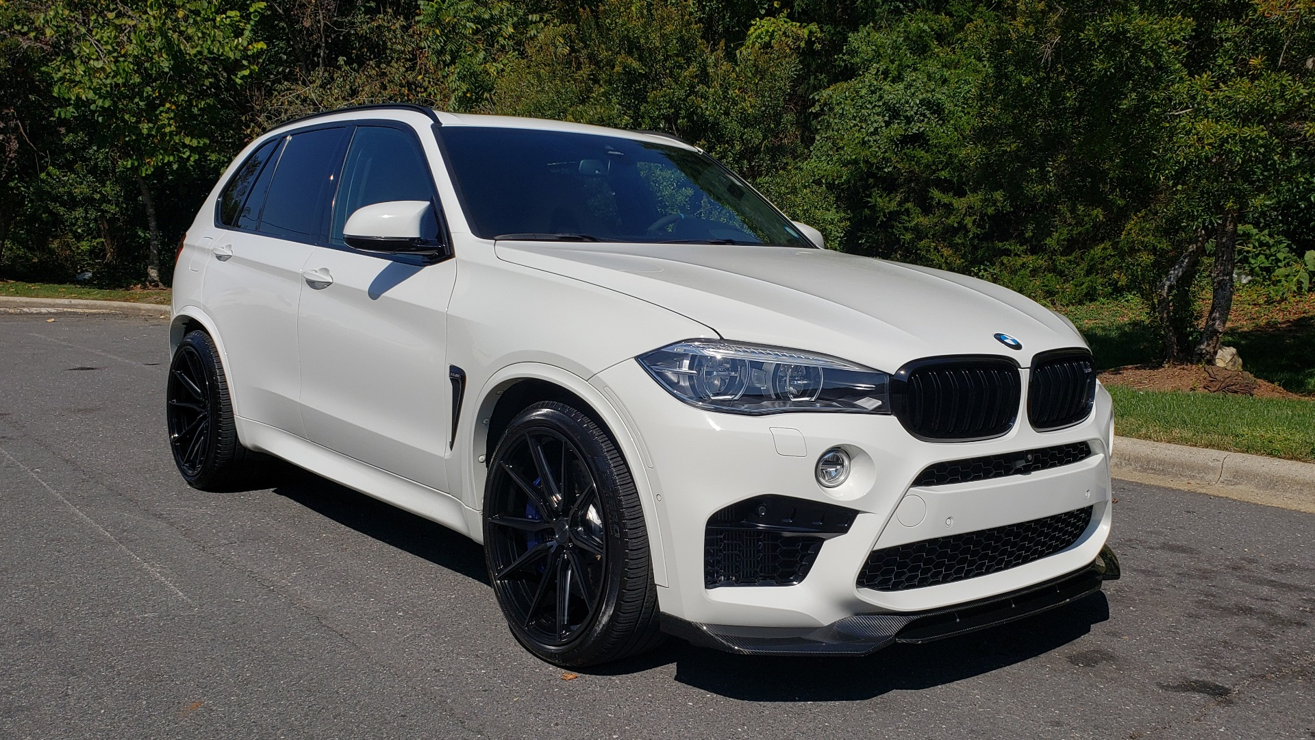 Used 2017 BMW X5 M SPORT / AWD / DRVR ASST / EXEC PKG / B&O SND / NIGHT VIS / PARK ASST for sale Sold at Formula Imports in Charlotte NC 28227 13