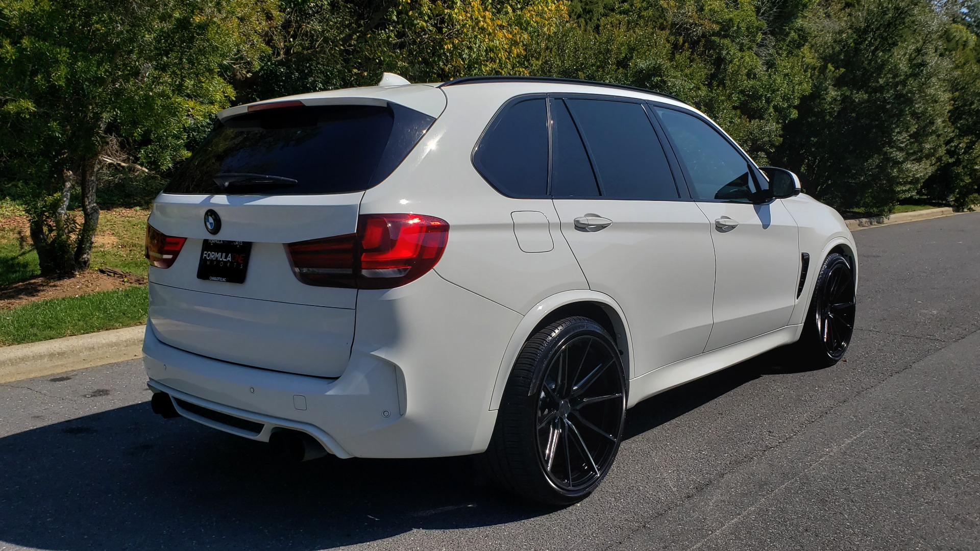 Used 2017 BMW X5 M SPORT / AWD / DRVR ASST / EXEC PKG / B&O SND / NIGHT VIS / PARK ASST for sale Sold at Formula Imports in Charlotte NC 28227 2