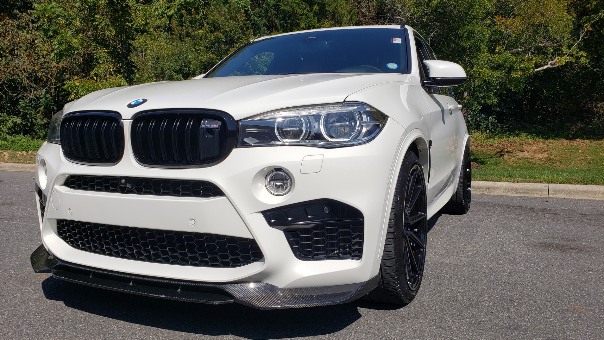 Used 2017 BMW X5 M SPORT / AWD / DRVR ASST / EXEC PKG / B&O SND / NIGHT VIS / PARK ASST for sale Sold at Formula Imports in Charlotte NC 28227 27