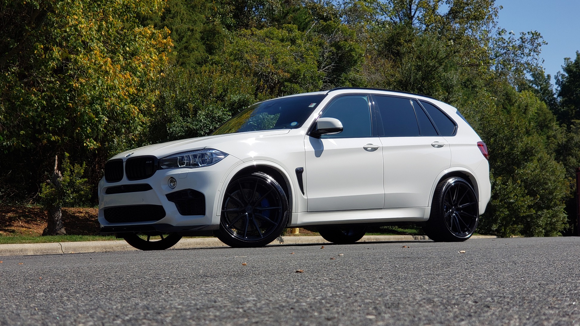 Used 2017 BMW X5 M SPORT / AWD / DRVR ASST / EXEC PKG / B&O SND / NIGHT VIS / PARK ASST for sale Sold at Formula Imports in Charlotte NC 28227 3