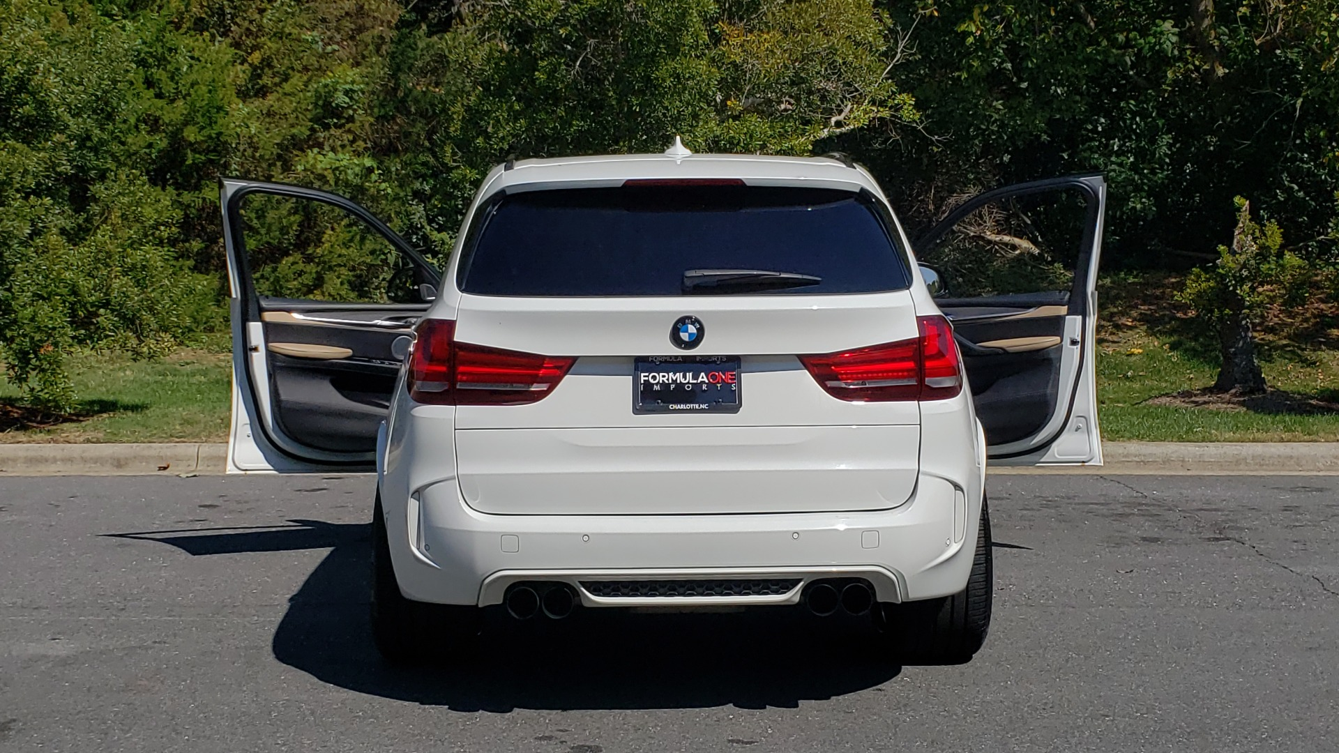 Used 2017 BMW X5 M SPORT / AWD / DRVR ASST / EXEC PKG / B&O SND / NIGHT VIS / PARK ASST for sale Sold at Formula Imports in Charlotte NC 28227 33