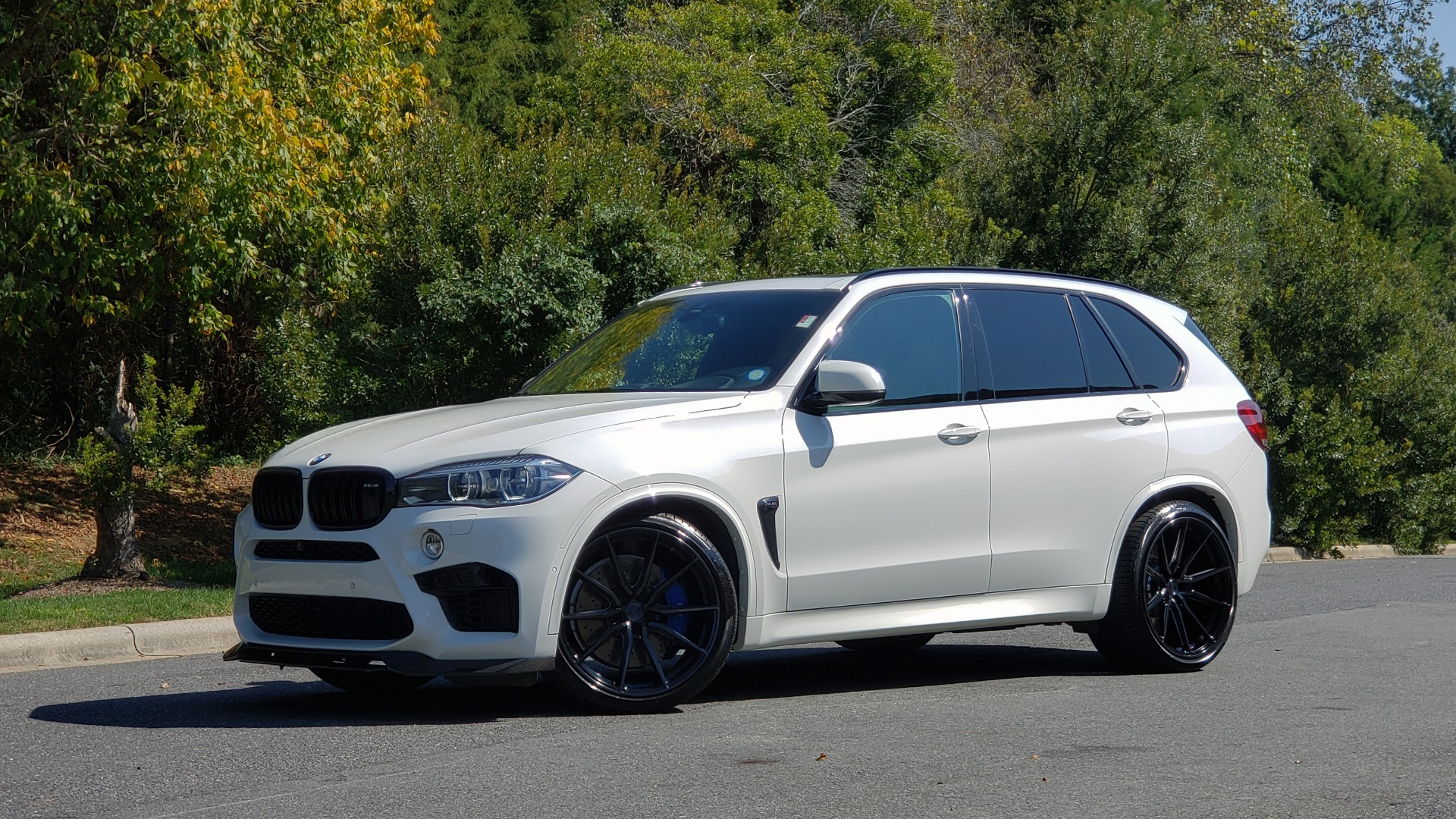 Used 2017 BMW X5 M SPORT / AWD / DRVR ASST / EXEC PKG / B&O SND / NIGHT VIS / PARK ASST for sale Sold at Formula Imports in Charlotte NC 28227 5