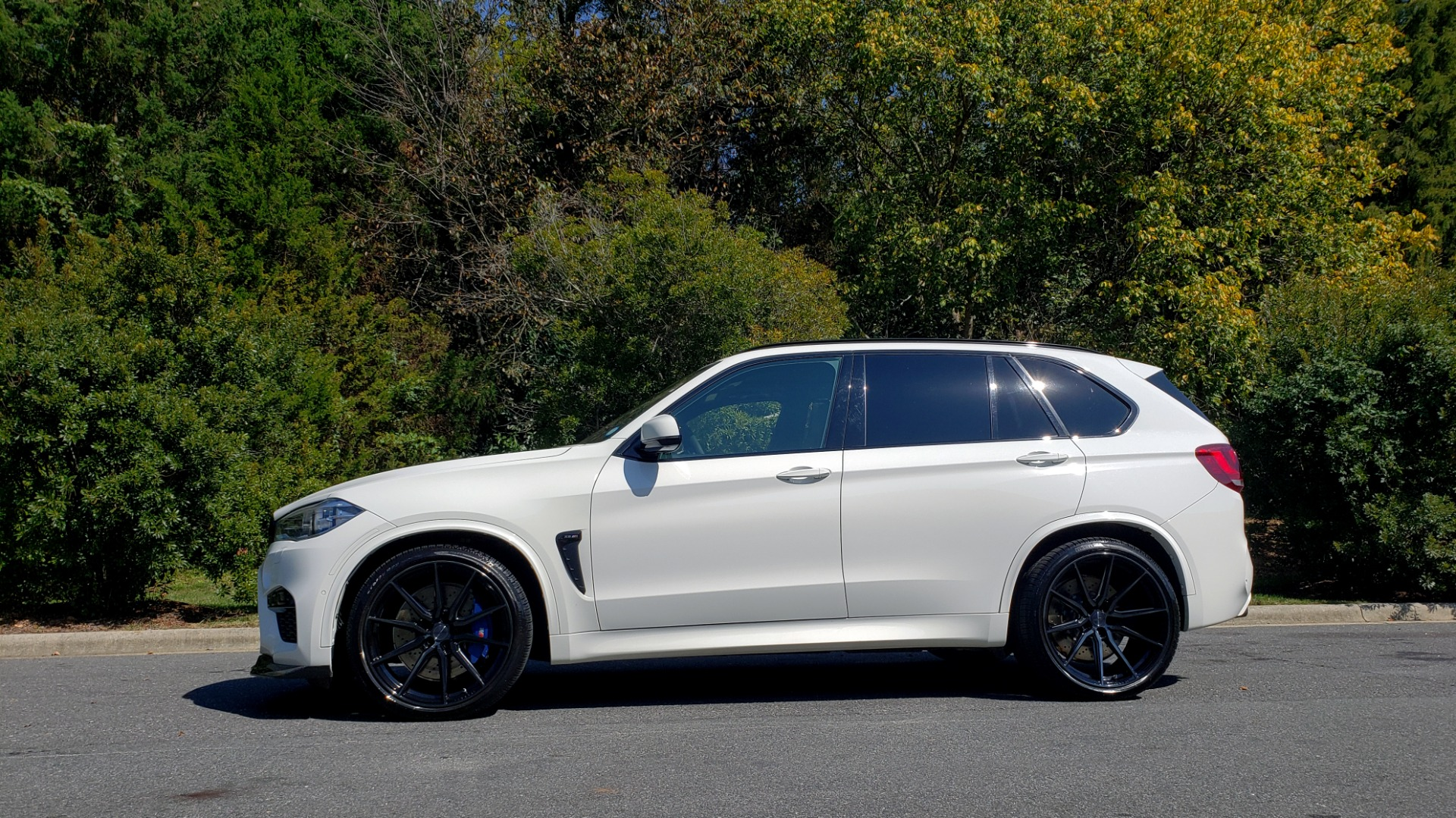 Used 2017 BMW X5 M SPORT / AWD / DRVR ASST / EXEC PKG / B&O SND / NIGHT VIS / PARK ASST for sale Sold at Formula Imports in Charlotte NC 28227 8