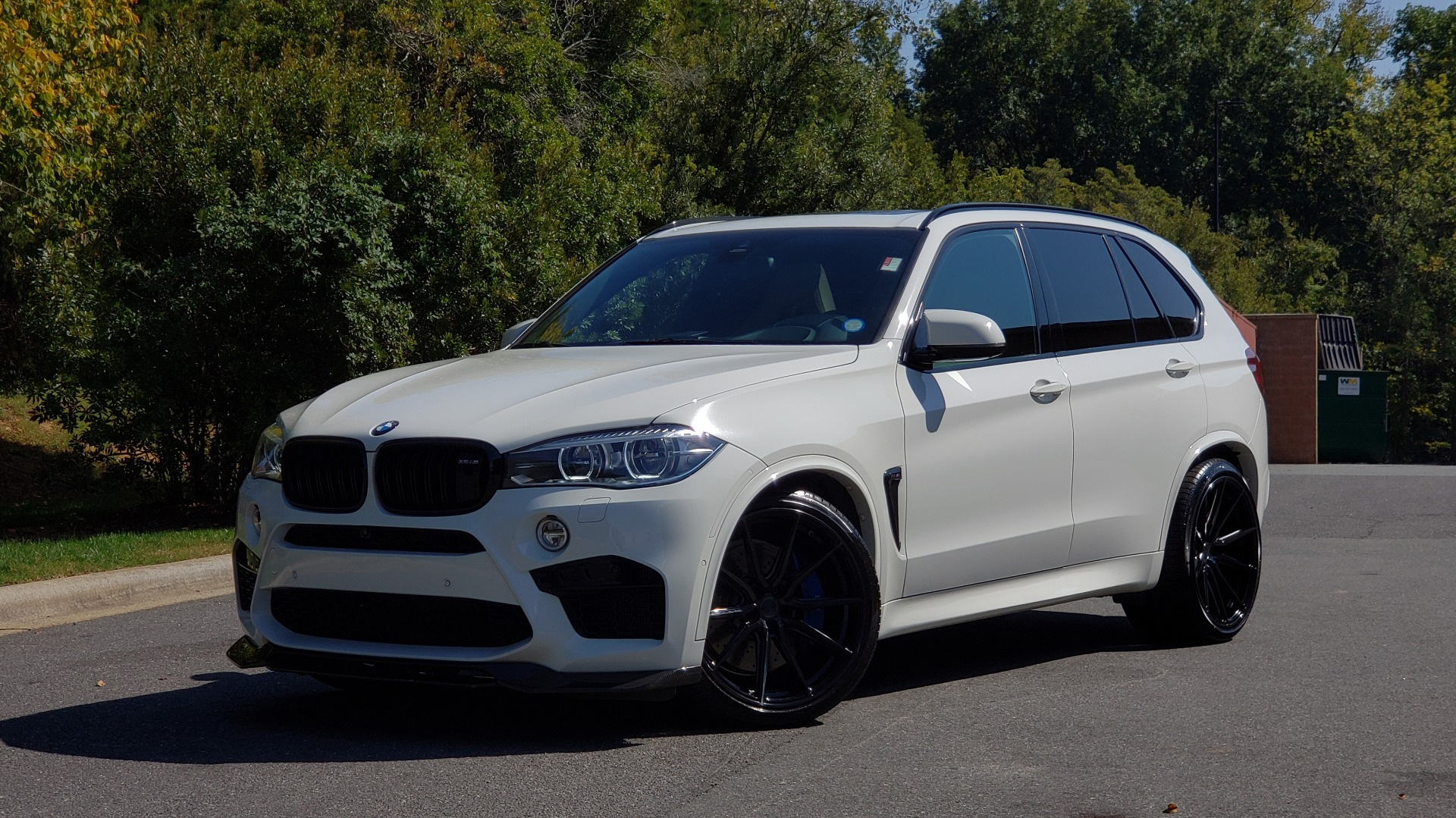Used 2017 BMW X5 M SPORT / AWD / DRVR ASST / EXEC PKG / B&O SND / NIGHT VIS / PARK ASST for sale Sold at Formula Imports in Charlotte NC 28227 1
