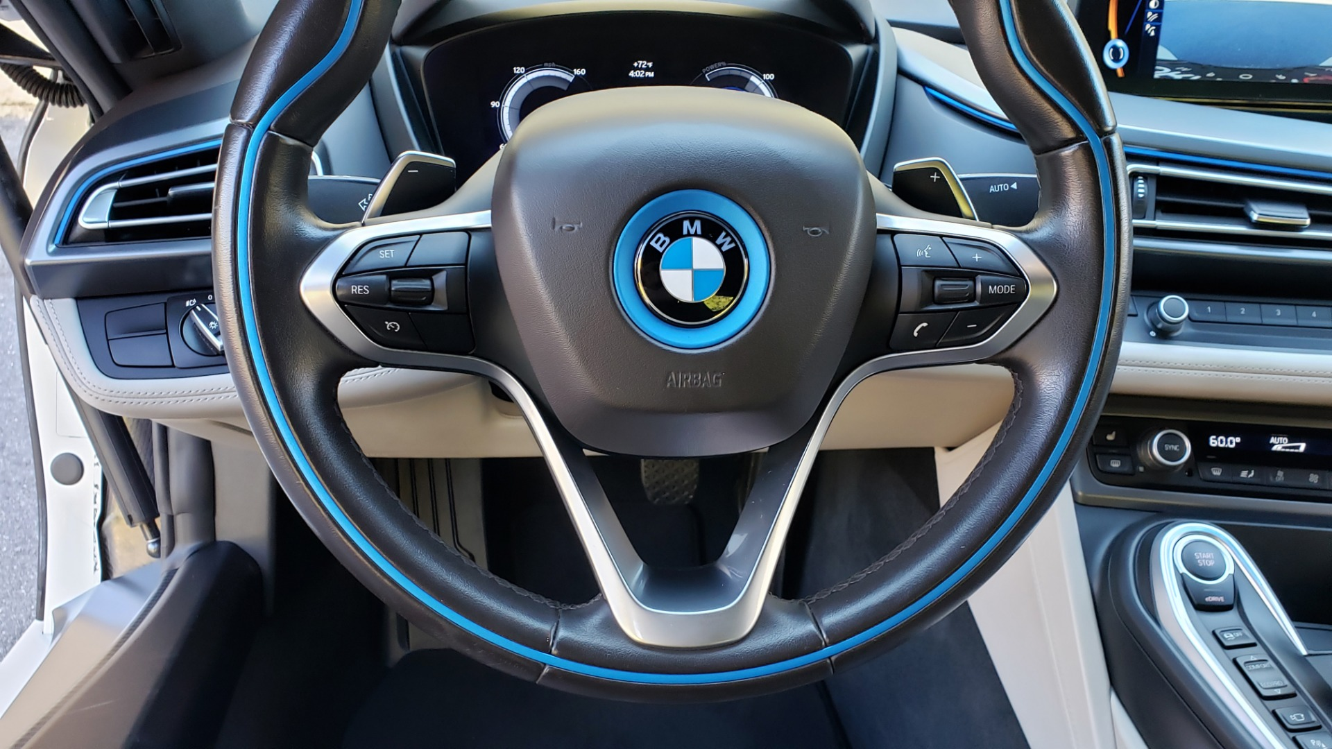 Used 2014 BMW i8 COUPE / TERA WORLD / NAV / CARBON FIBER ROOF / REARVIEW for sale Sold at Formula Imports in Charlotte NC 28227 30