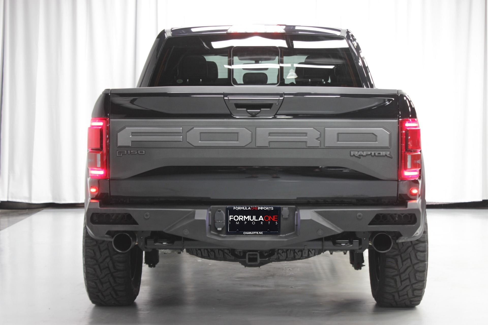 Used 2019 Ford F-150 RAPTOR 4x4 HENNESSY VELOCIRAPTOR VR600 UPGRADE (600HP) for sale $99,995 at Formula Imports in Charlotte NC 28227 10