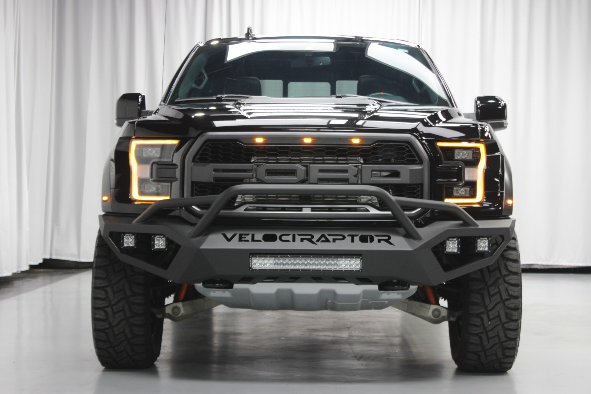Used 2019 Ford F-150 RAPTOR 4x4 HENNESSY VELOCIRAPTOR VR600 UPGRADE (600HP) for sale $99,995 at Formula Imports in Charlotte NC 28227 4