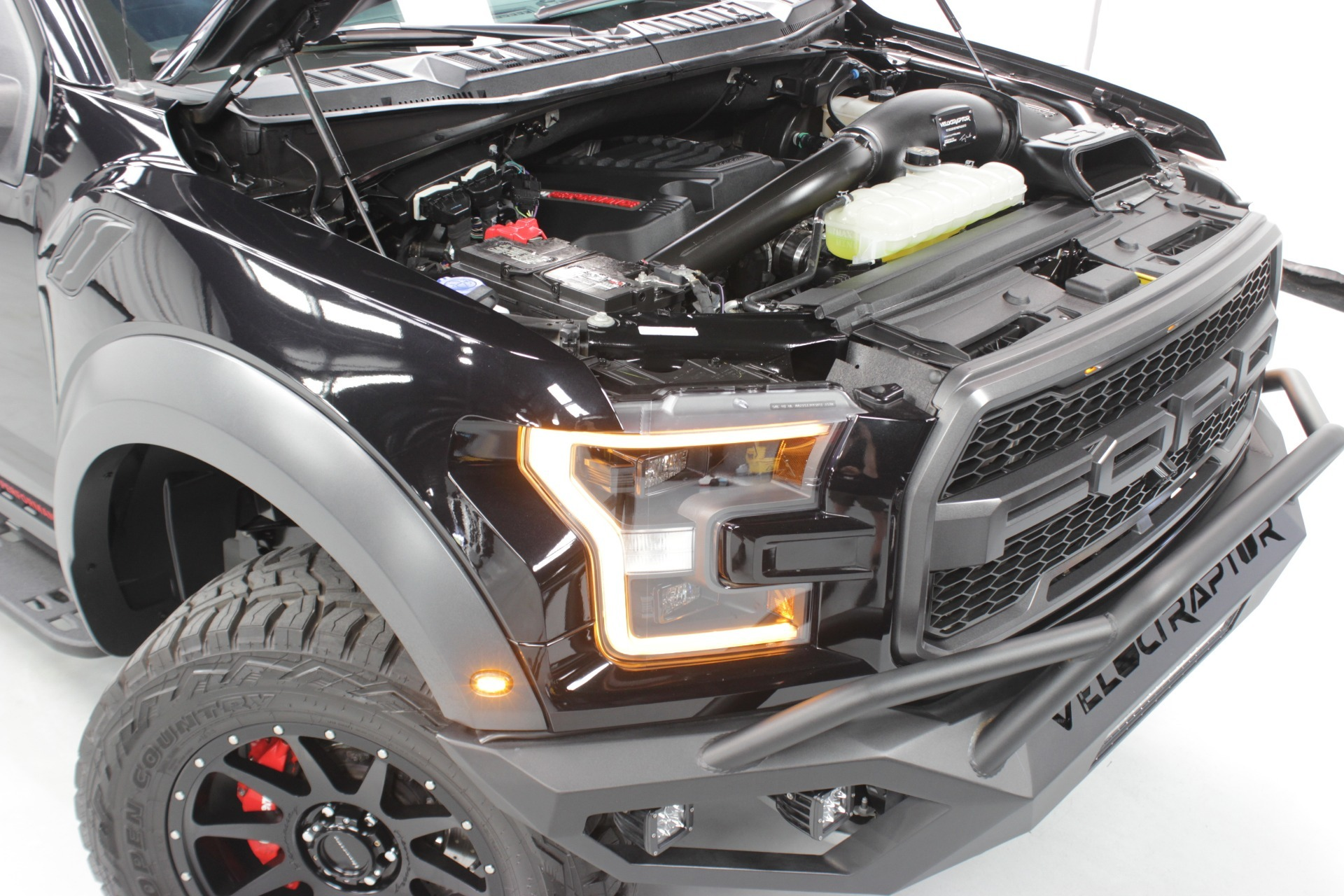 Used 2019 Ford F-150 RAPTOR 4x4 HENNESSY VELOCIRAPTOR VR600 UPGRADE (600HP) for sale $109,995 at Formula Imports in Charlotte NC 28227 41