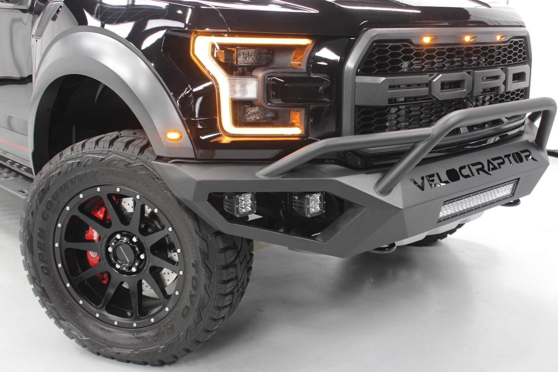 Used 2019 Ford F-150 RAPTOR 4x4 HENNESSY VELOCIRAPTOR VR600 UPGRADE (600HP) for sale $109,995 at Formula Imports in Charlotte NC 28227 45
