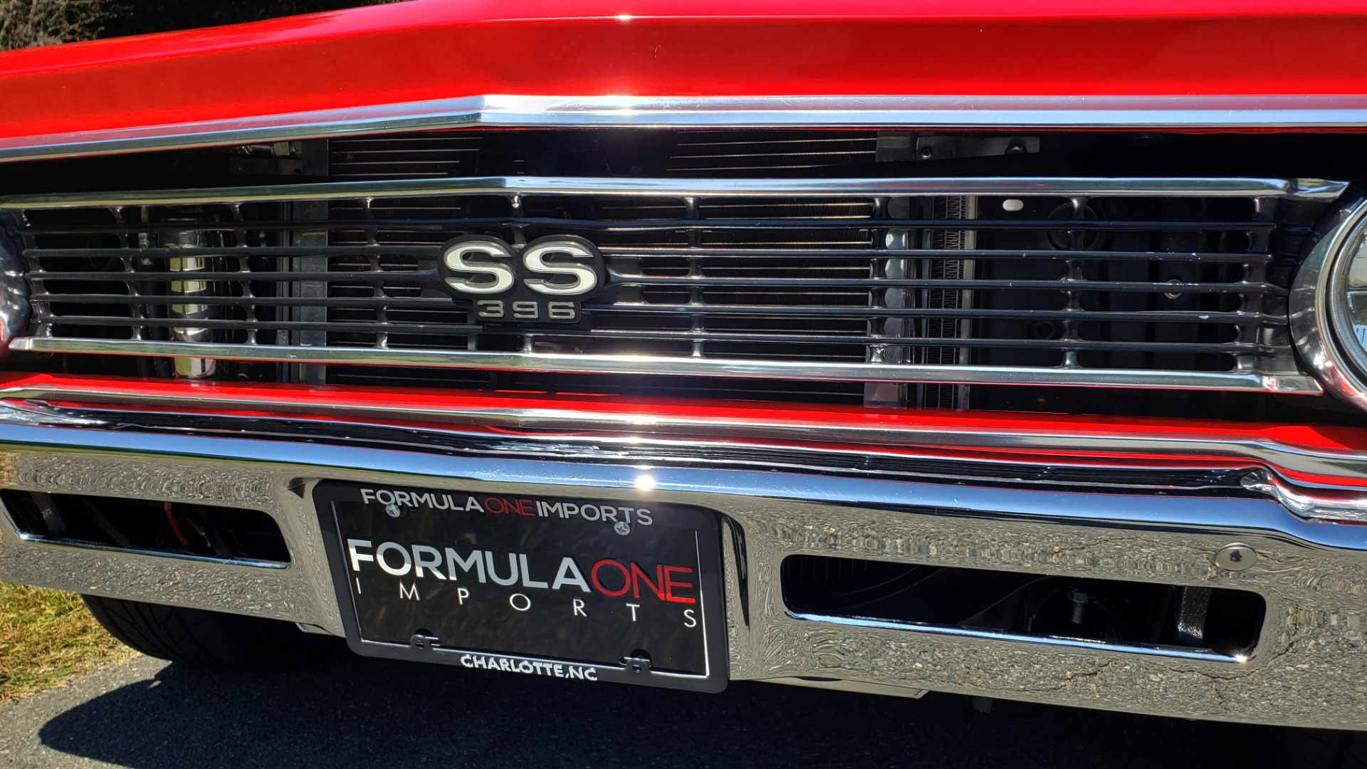 Used 1966 Chevrolet CHEVELLE SS 396 CUSTOM RESTO-MOD / 4-SPEED MANUAL / 12-BOLT REAR for sale $79,999 at Formula Imports in Charlotte NC 28227 19