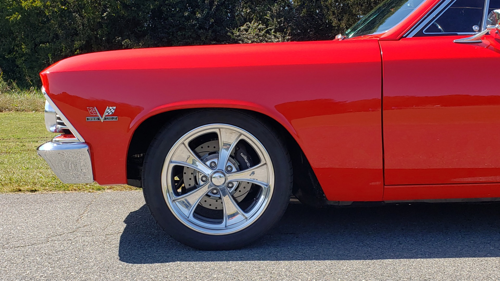Used 1966 Chevrolet CHEVELLE SS 396 CUSTOM RESTO-MOD / 4-SPEED MANUAL / 12-BOLT REAR for sale $79,999 at Formula Imports in Charlotte NC 28227 88