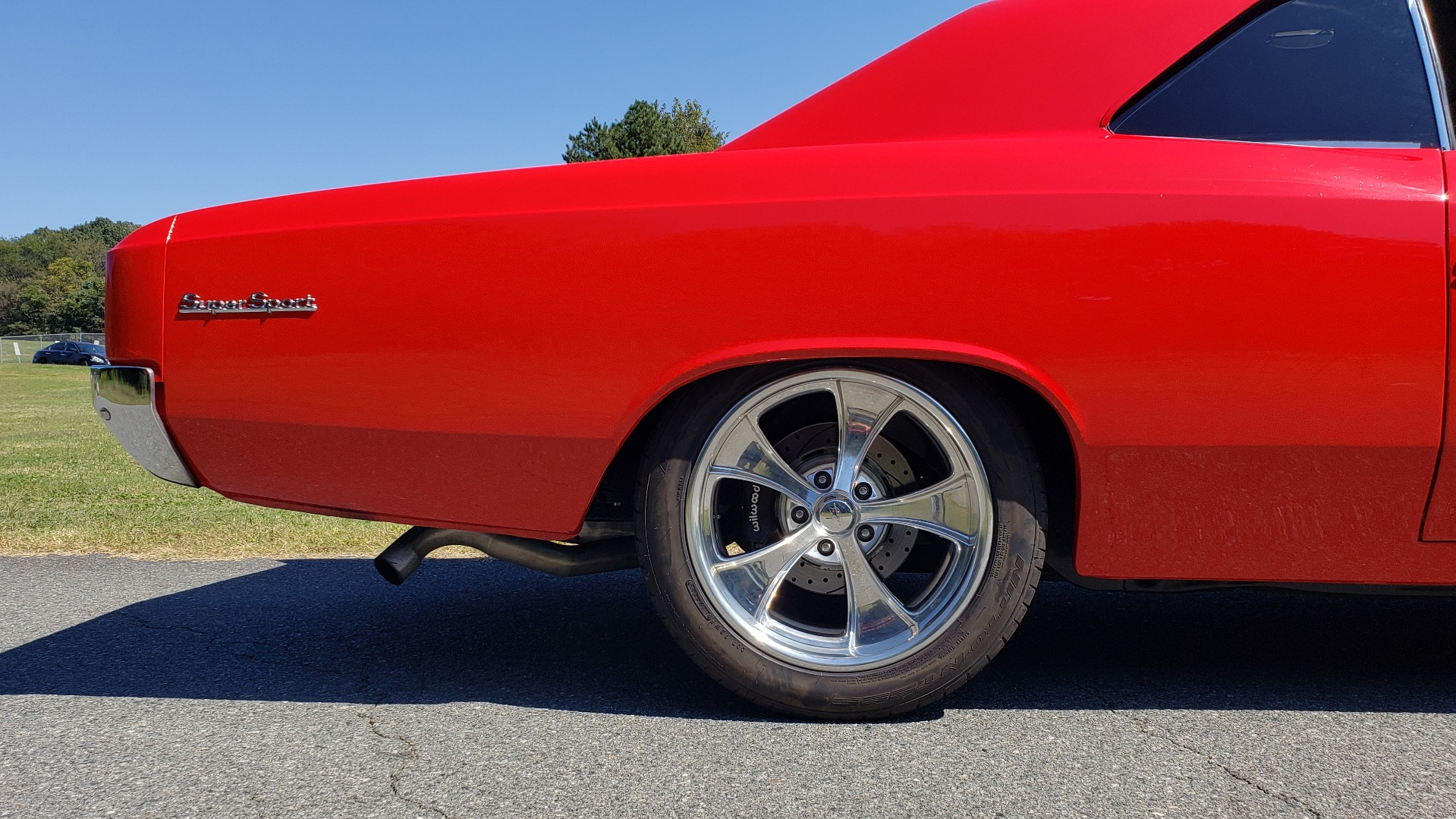 Used 1966 Chevrolet CHEVELLE SS 396 CUSTOM RESTO-MOD / 4-SPEED MANUAL / 12-BOLT REAR for sale $74,999 at Formula Imports in Charlotte NC 28227 90