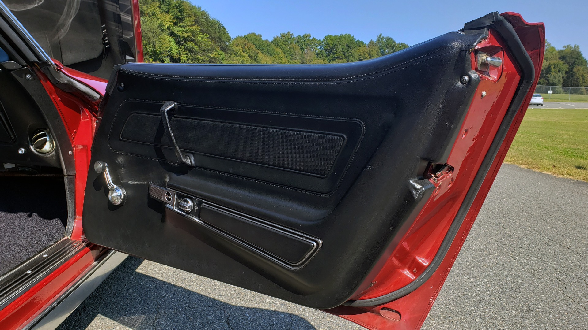 Used 1970 Chevrolet CORVETTE CONVERTIBLE / 454CI V8 / AUTO / NEW BLACK TOP / NUMBERS MATCH for sale $50,499 at Formula Imports in Charlotte NC 28227 44