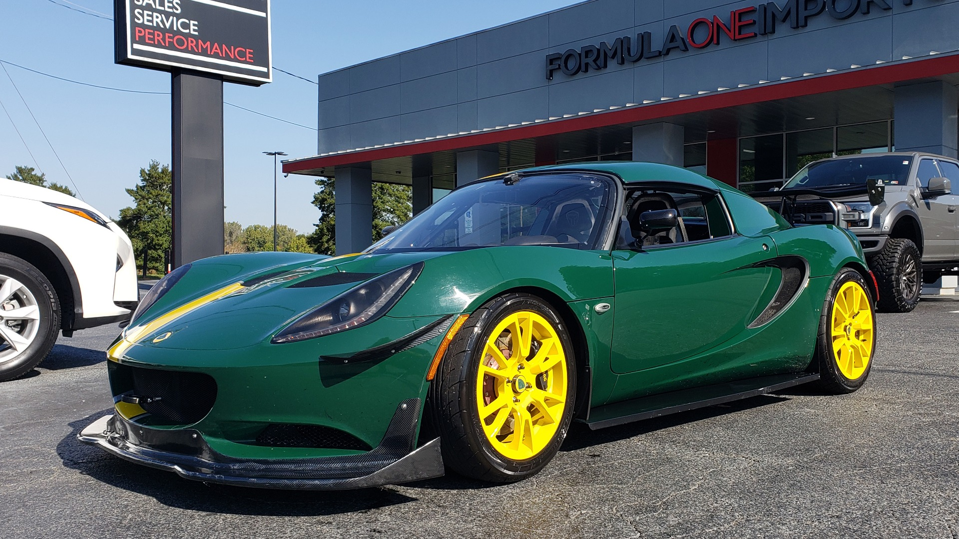 Used 2011 Lotus ELISE SC RACE CAR / UP TO DATE / READY TO RACE W/3-SETS WHEELS & TIRES for sale $51,999 at Formula Imports in Charlotte NC 28227 3