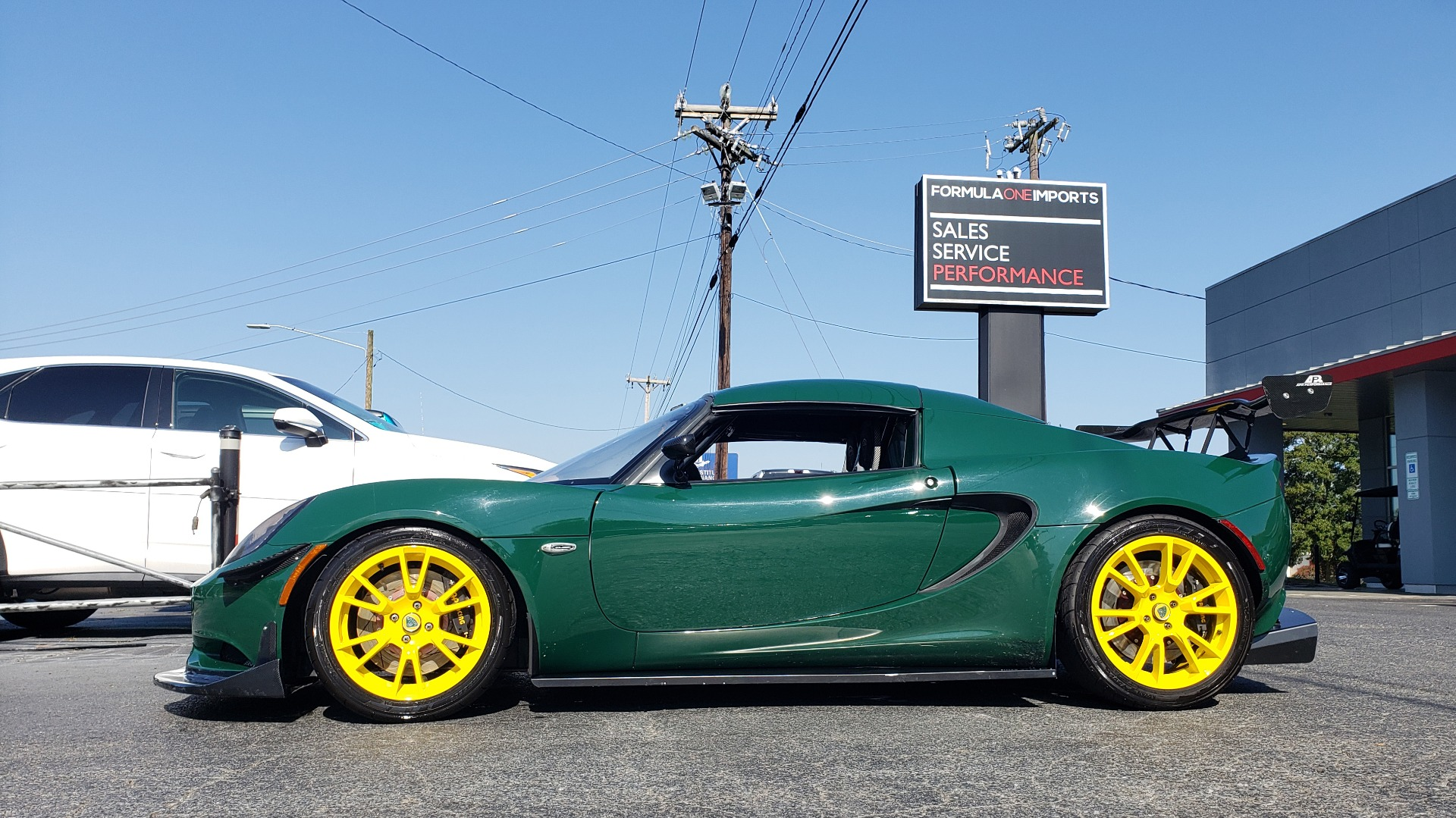 Used 2011 Lotus ELISE SC RACE CAR / UP TO DATE / READY TO RACE W/3-SETS WHEELS & TIRES for sale $51,999 at Formula Imports in Charlotte NC 28227 4