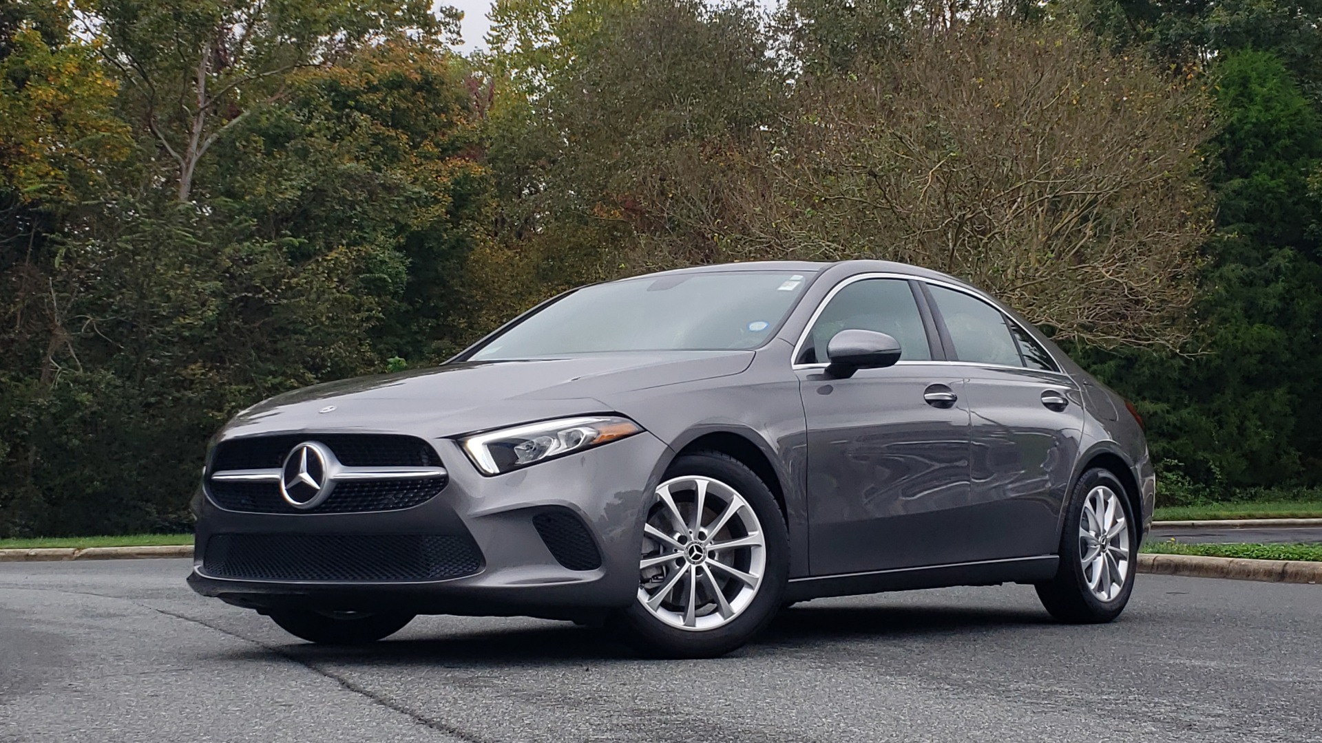 Used 2019 Mercedes-Benz A-CLASS A 220 SEDAN / PREMIUM PKG / SUNROOF / BSA / REARVIEW for sale Sold at Formula Imports in Charlotte NC 28227 3