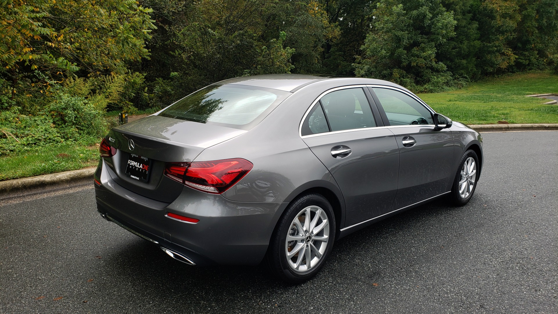 Used 2019 Mercedes-Benz A-CLASS A 220 SEDAN / PREMIUM PKG / SUNROOF / BSA / REARVIEW for sale Sold at Formula Imports in Charlotte NC 28227 6