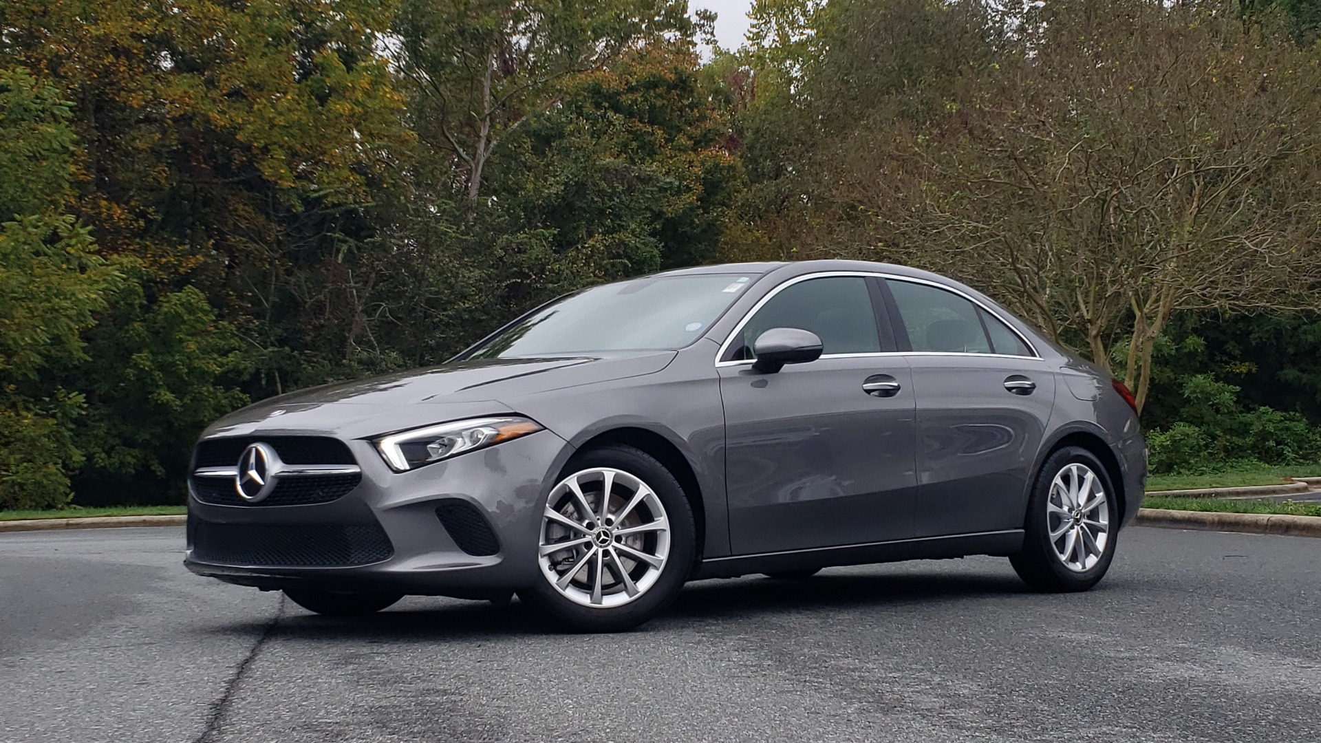 Used 2019 Mercedes-Benz A-CLASS A 220 SEDAN / PREMIUM PKG / SUNROOF / BSA / REARVIEW for sale Sold at Formula Imports in Charlotte NC 28227 1